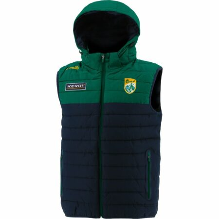 kerry portland hooded padded gilet mar bott